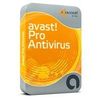 Boîte avast Pro Antivirus